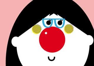 Ms Claun , un boceto de María Reyes guijarro